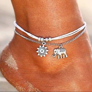 🛍NEW⚡️ Elephant Ankle Bracelet